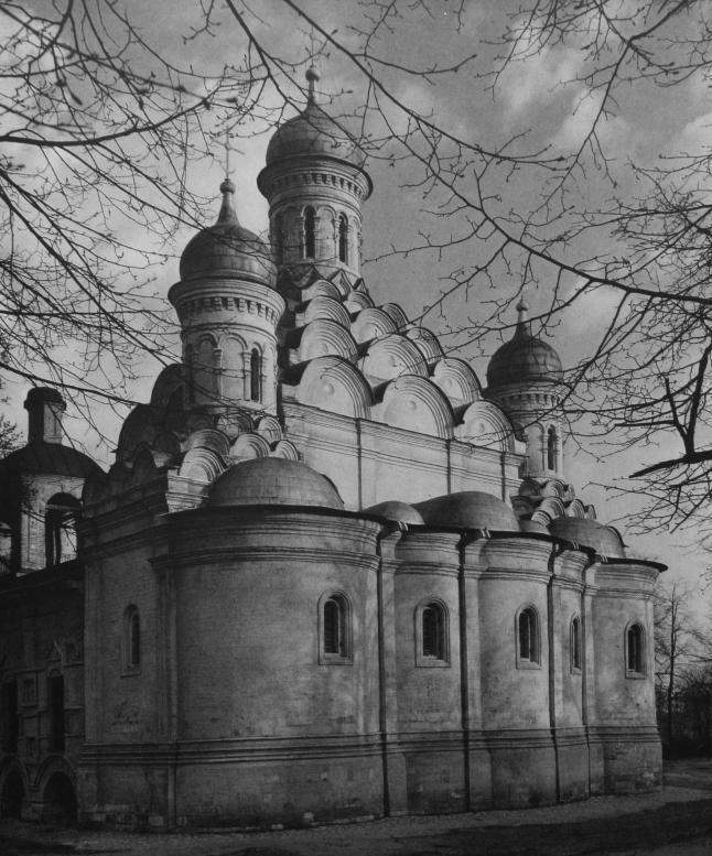 Храм Живоначальной Троицы в Хорошеве. Адрес, история, фото, как добраться, расписание богослужений