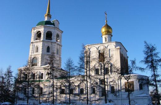 Иркутск. Достопримечательности, интересные места, город на карте России. Фото