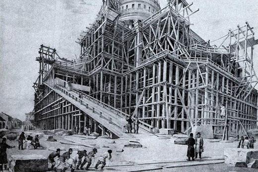 Исаакиевский собор в Санкт-Петербурге. История создания, архитектор и стиль, адрес