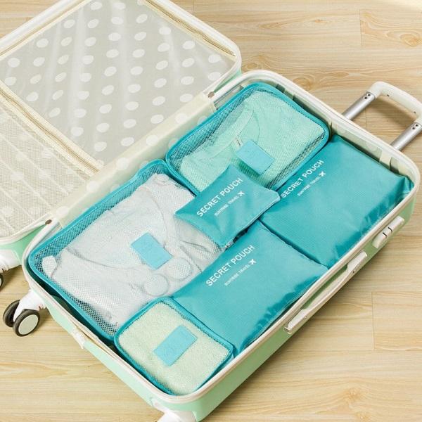 Как сложить вещи в чемодан компактно, чтобы не помялись, при переезде, для ручной клади