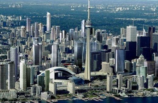 Канада. Где находится на карте мира, города, столица, достопримечательности