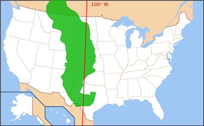 Карта Америки со штатами и городами на русском, английском языке