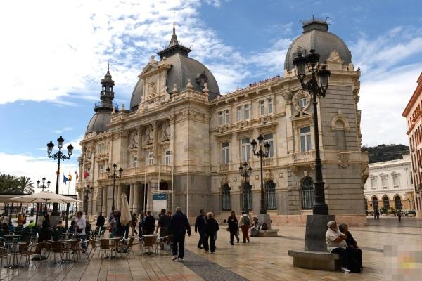 Картахена, Испания. Достопримечательности, фото, описание, маршрут на карте города, что посмотреть