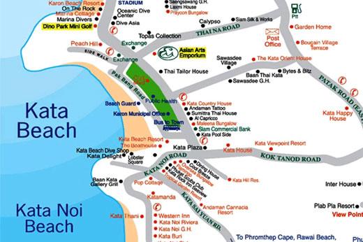 Kata Beach Sp House 3* Пхукет, Таиланд. Описание отеля, цены на туры