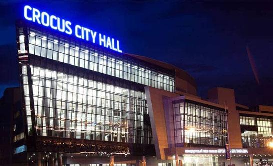 Крокус Сити Холл. Фото зала с местами, схема, описание, как добраться