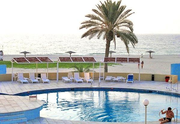 Лучшие отели Шарджа 3, 4, 5 звезд, с собственным пляжем. Цены, отзывы