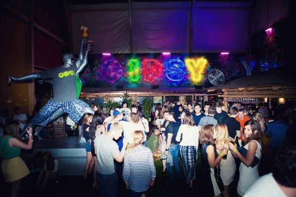 потанцевать в клубе москва