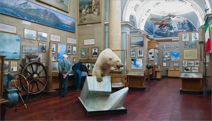 Музей Арктики и Антарктики в Санкт-Петербурге. Как добраться, режим работы, цена билетов