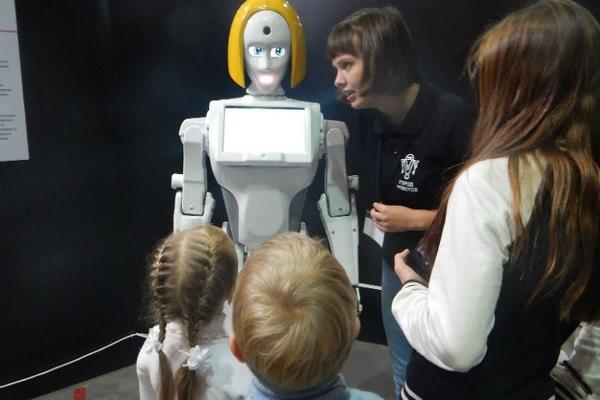 Музей роботов в Санкт-Петербурге. Фото, адрес, цены, отзывы
