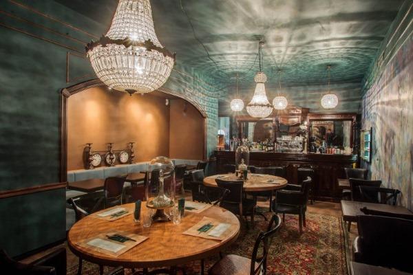 Необычные рестораны Санкт-Петербурга. Рейтинг лучших