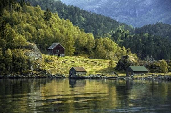 Норвегия. Достопримечательности, описание, страна на карте, столица