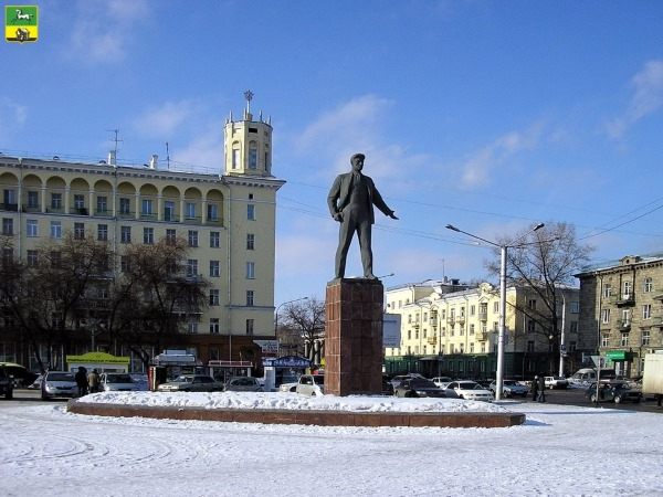 Новокузнецк на карте России. Где это, область, достопримечательности