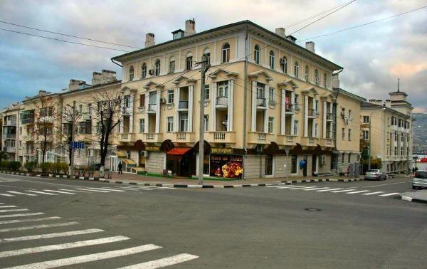 Новороссийск на карте России. Место расположения, где находится, достопримечательности