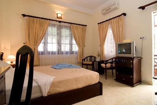 Ocean Star Resort 4* Вьетнам, Фантьет. Номера, цены на туры