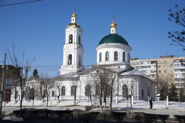 Оренбург. Город на карте России, достопримечательности, фото