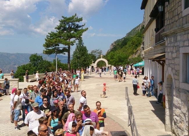 Острог монастырь в Черногории. История, чудеса, фото, как доехать, время работы