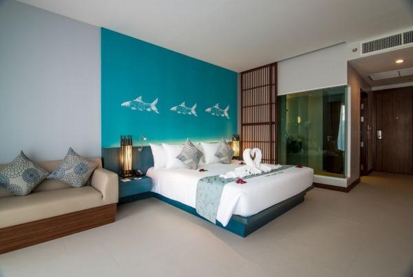 Отель Fishermen s Harbour Urban Resort 5* Таиланд, Пхукет. Пляж, отзывы