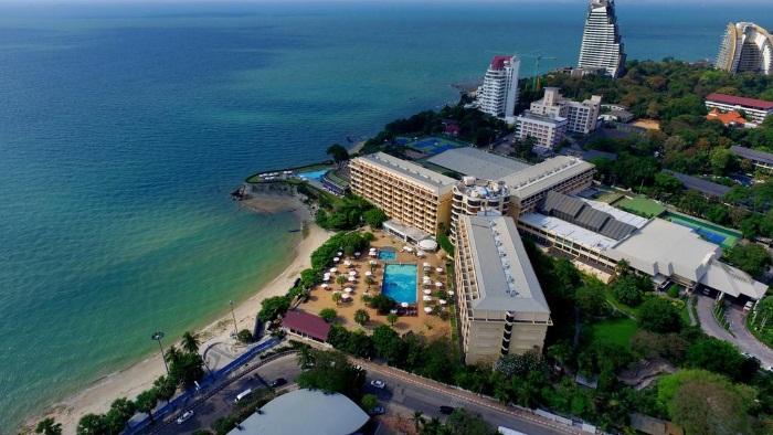 Отели в Паттайе с собственным пляжем 3-4-5 звезд. Рейтинг лучших