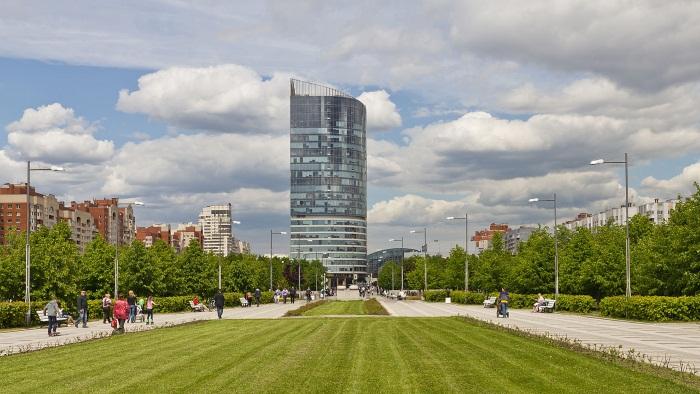 Парки Санкт-Петербурга. Фото, где можно погулять