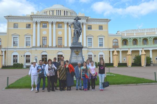 Павловский дворец в Санкт-Петербурге. История, режим работы, как добраться