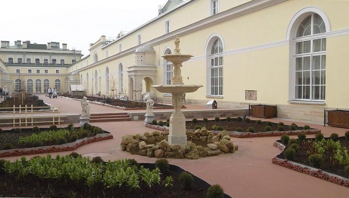 Эрмитаж. Фото, план с названиями залов, лестниц, схема 1, 2 этаж
