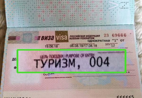 Приглашение иностранного гражданина в Россию физическими лицами. Документы, образец, сроки