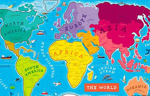 Путешествия по миру. Кругосветные маршруты по интересным странам