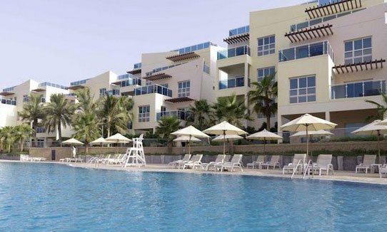 Отель Radisson Blu Fujairah Resort 5* в ОАЭ. Фото, отзвывы. Рэдиссон Блю Резорт Фуджейра