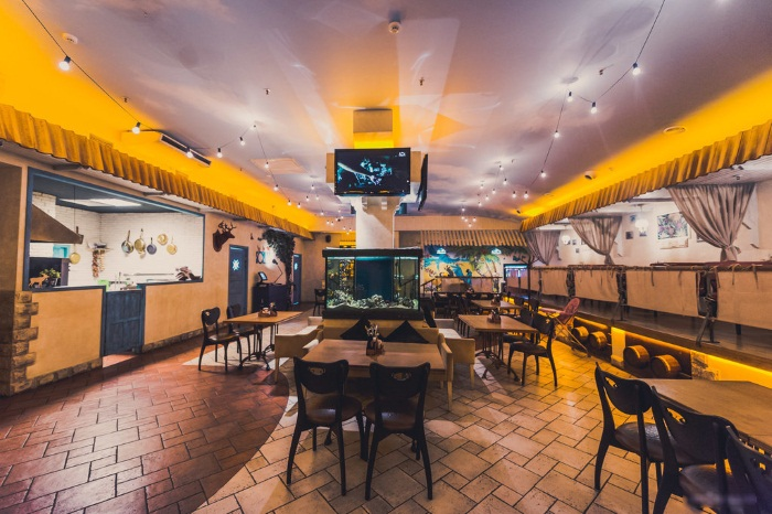 Рейтинг лучших ресторанов с детской комнатой в Санкт-Петербурге