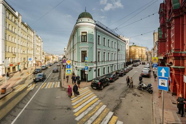 Самая длинная улица в Москве. Длина, название, история