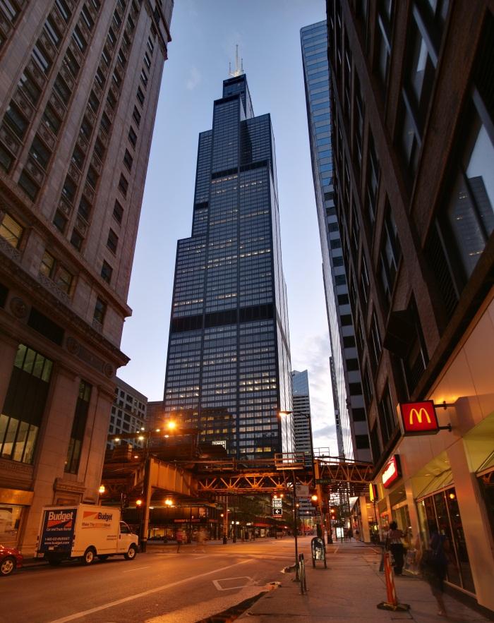 Самое высокое сооружение в мире. Телевизионные башни. Высота и где находятся