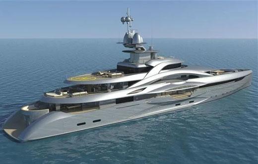 Самые дорогие яхты в мире Топ-10. Цена, описание, кому принадлежат