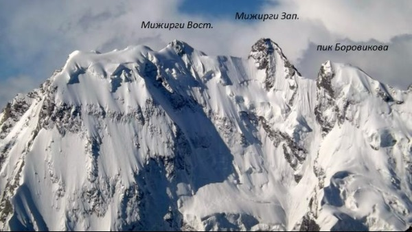 Самые высокие горы России. Где находятся, список, высота, фото