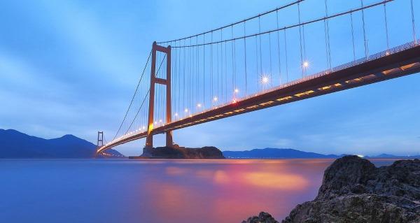 Мост SkyBridge — самый длинный подвесной пешеходный мост в мире