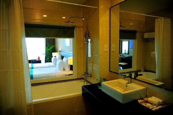 Sandunes Beach Resort & SPA 4* Phan Thiet Вьетнам. Отзывы об отеле, фото