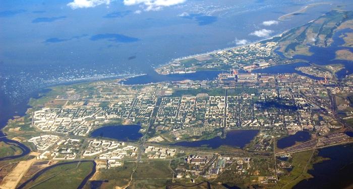 Северодвинск. Где находится на карте России, достопримечательности, фото с описанием