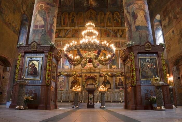 Сретенский монастырь, Москва. Адрес, расписание богослужений, история, экскурсии