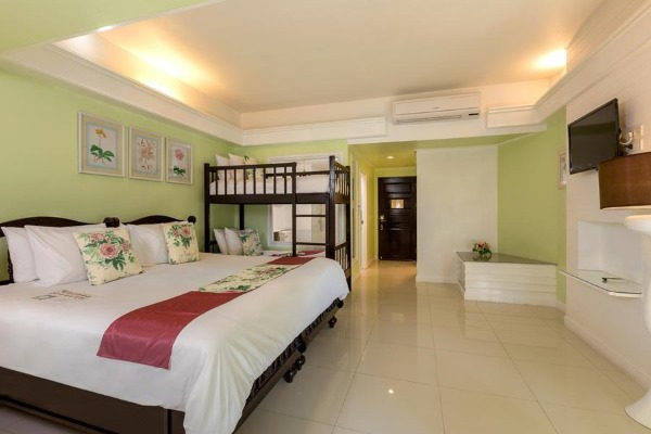Thavorn Palm Beach Resort 5* (Таворн Палм Бич Резорт отель) Пхукет, Таиланд. Цены, отзывы