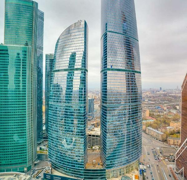 Топ-10 самых высоких зданий в Европе. Где находится, высота