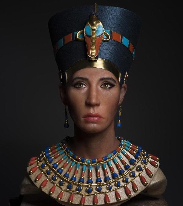 Царица Египта Нефертити. Фото, как выглядела, биография, история, гробница, факты