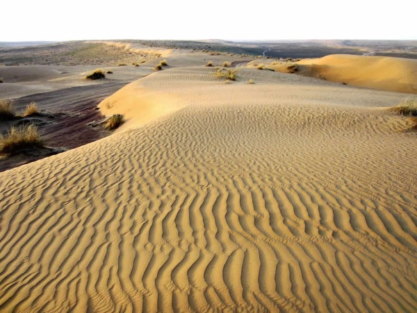 Туркмения. Достопримечательности, фото и описание