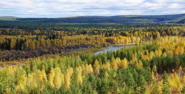 Уральские горы на карте России Где находятся история описание