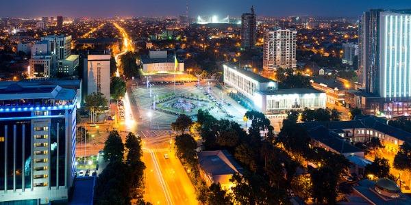 Интересные места в Краснодаре, где погулять, куда сходить вечером, с детьми, -девушкой