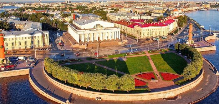 Васильевский остров Санкт-Петербург. Достопримечательности, рестораны, отели