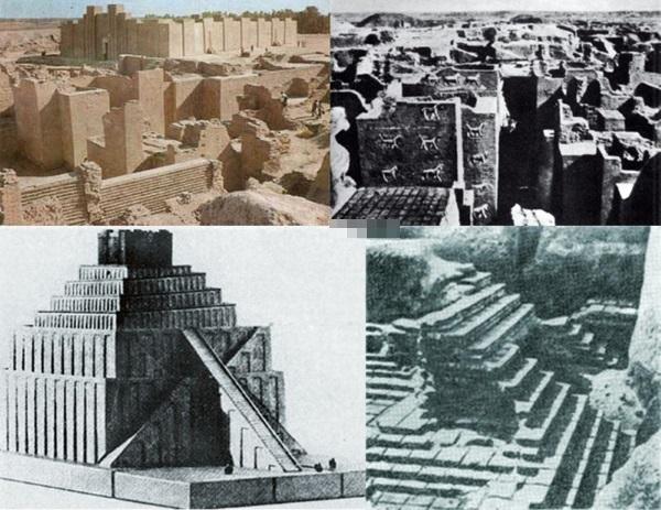 Вавилонская башня. Где находится, высота, история, падение