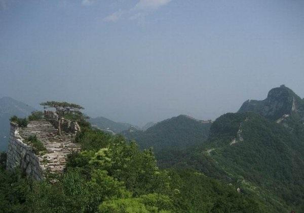 Великая китайская стена на карте мира. Длина, ширина, факты истории, фото