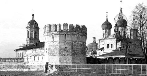 Высоцкий монастырь Серпуховский мужской Икона Неупиваемая чаша. Адрес, история