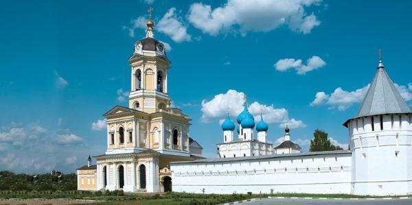 Серпухов мужской монастырь неупиваемая чаша как доехать