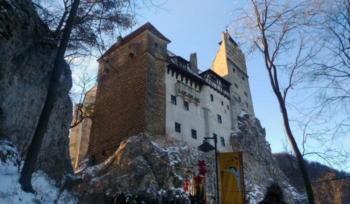 Замок Дракулы в Румынии Трансильвания. Фото, где находится, как добраться