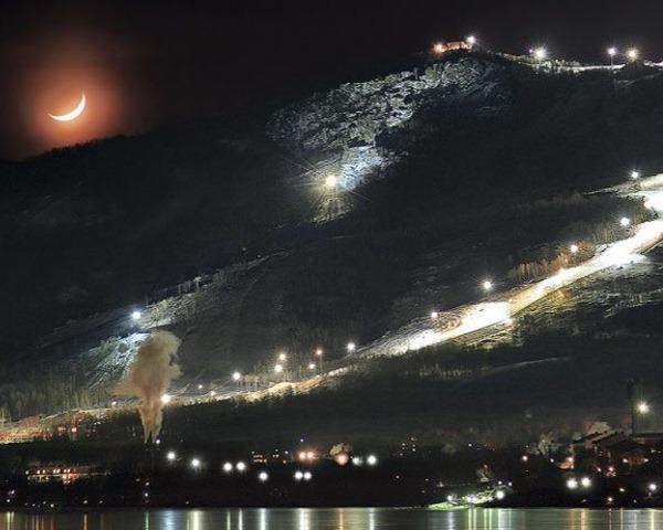 Горнолыжный курорт Абзаково, Башкирия. Фото, где находится, схемы трасс, длина, как добраться, отели